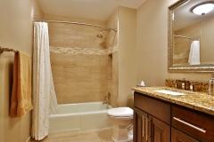 Half Bathroom & Vanity
