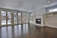 Ingerson Fireplace & Dining Room