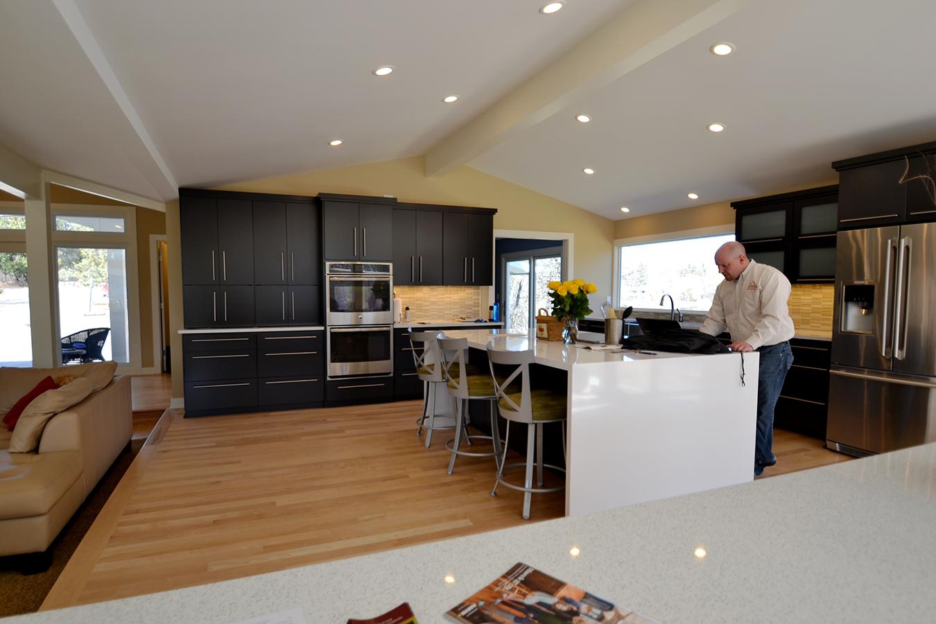 Kitchens Summit BuildDesign - Kitchen gallery design