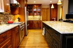 Overlook Hardwood Kitchen Floor